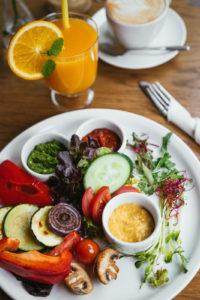 sniadanie breakfast w moja cafe krakow